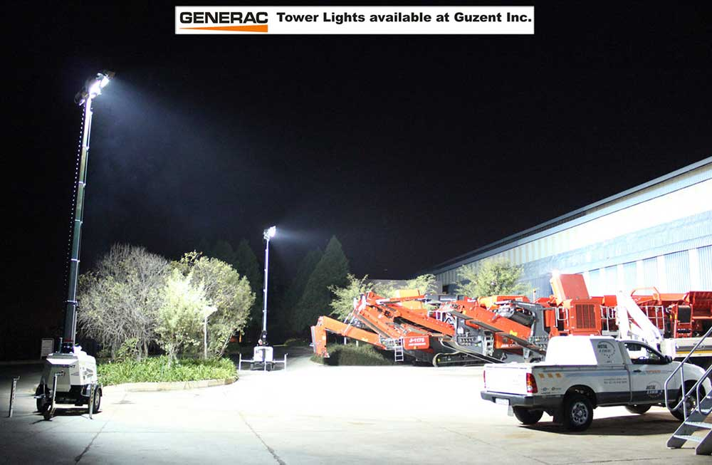 Light Tower Sales Rentals
